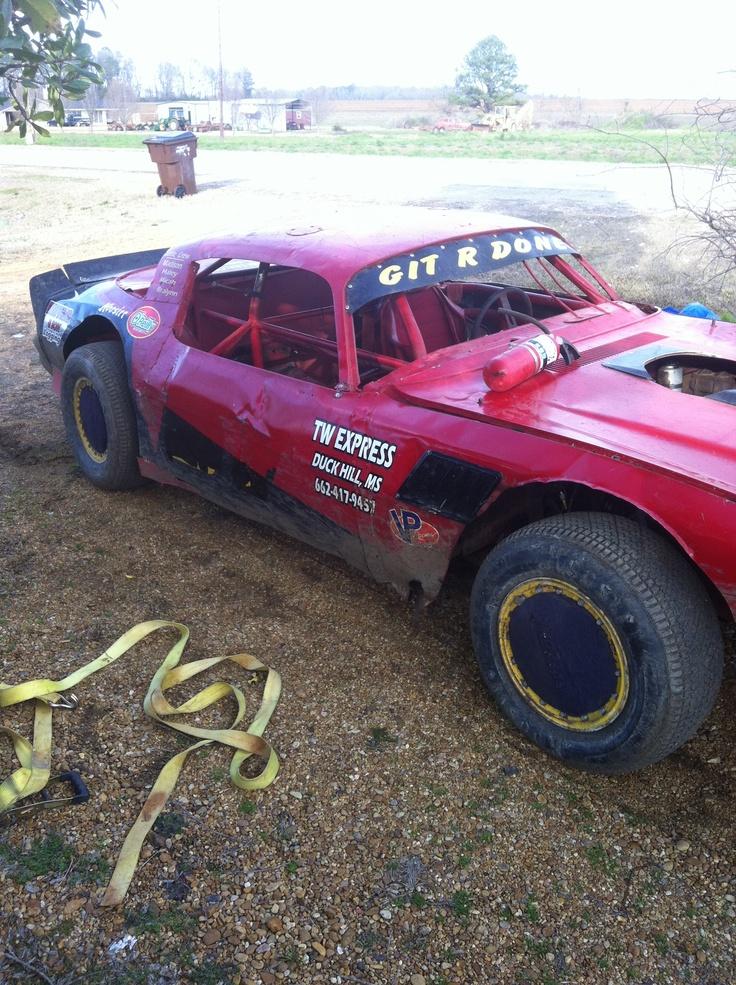 New Car Dirt Track Racing Pinterest