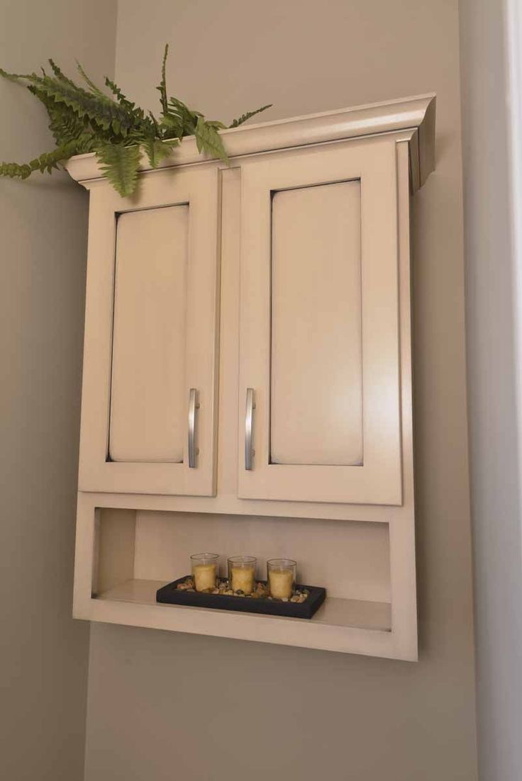 Great Cabinet For Above The Toilet Bathrooms Pinterest
