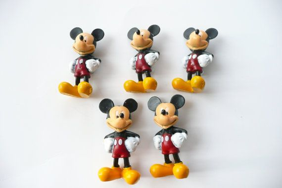 ... Disney Cabinet Knobs Mickey Set Of Five Knobs ...