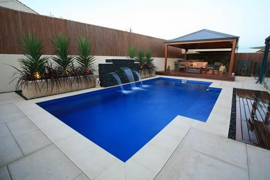 Swimming Pool Designs By Leisure Pools For The Home