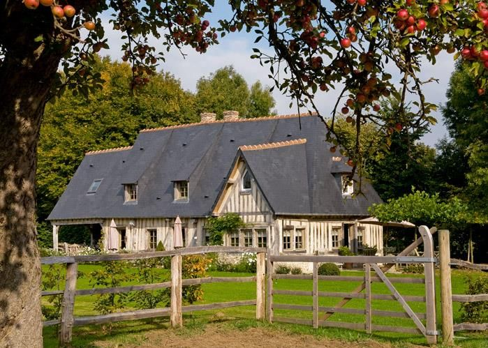 Divine french country farmhouse ferme awsome for French farmhouse architecture
