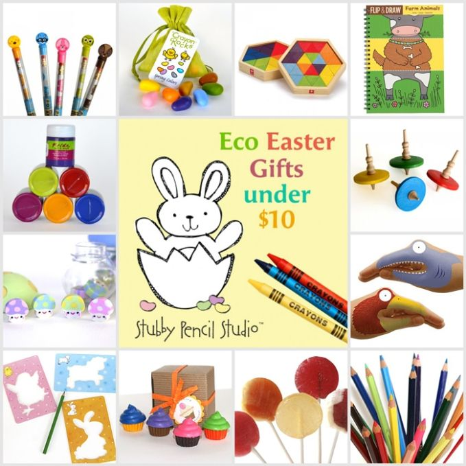 easter gift ideas for kids a giveaway by stubby pencil studio