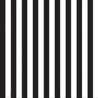 Striped black and white tablecloth  Building our dream - inspiration ...