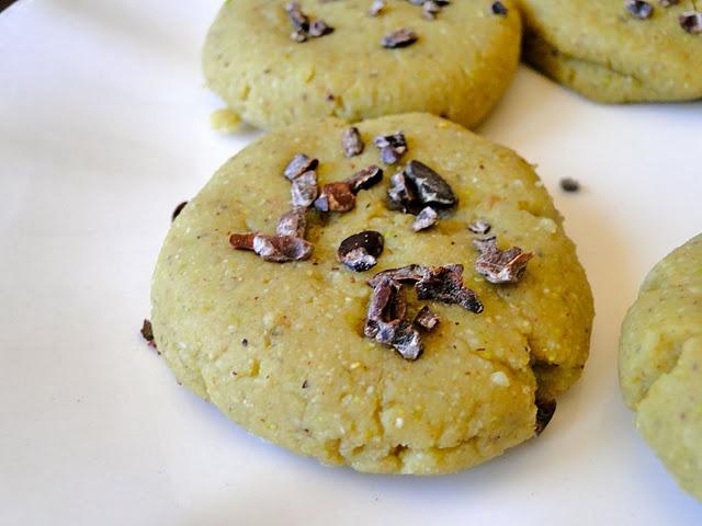 Orange Pistachio Cookies | Dessert Recipes | Pinterest