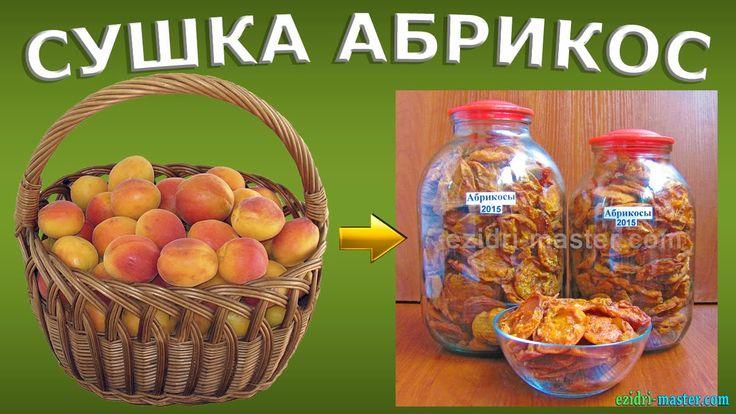 Как сделать курагу из яблок