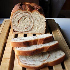 Cinnamon Swirl Cereal Bread | Cake Recipes | Pinterest