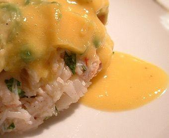Crab Mango and Avocado Salad | Seafood | Pinterest