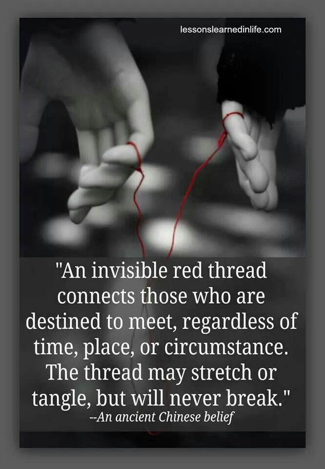 Red String Of Fate Quo...