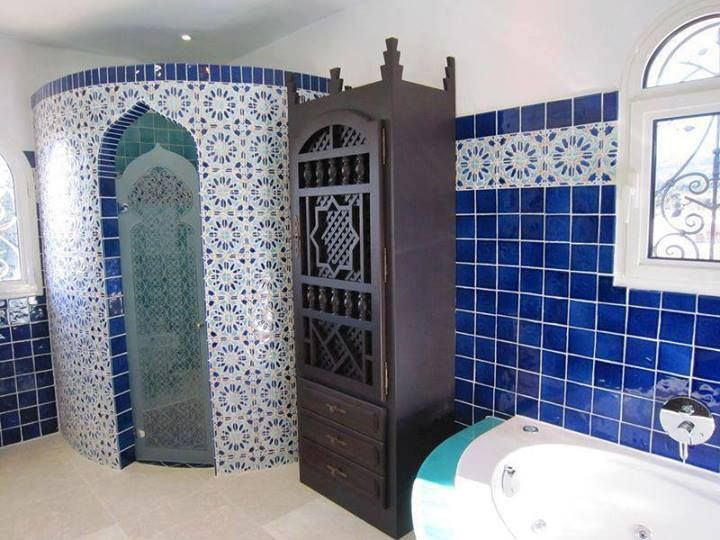Bathroom Design Interior Morocco Morrocan Decor Pinterest