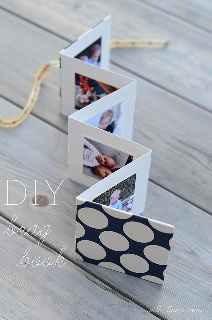 DIY Brag Book