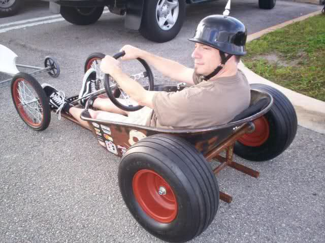 bad ass go karts