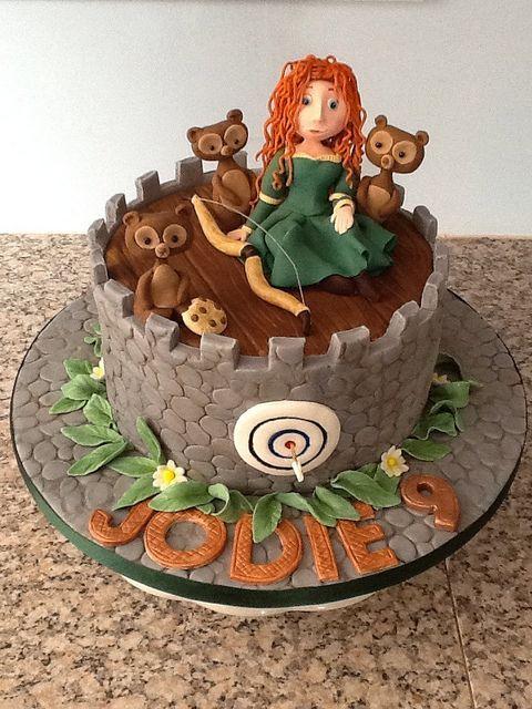 Brave cake | Flickr - Photo Sharing!