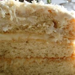 Fresh Coconut Layer Cake | Cakes | Pinterest