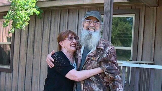 Duck Dynasty Uncle Si Wife