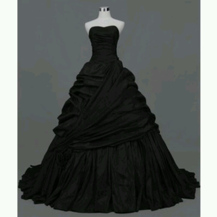 Wedding Decoration Black Bridesmaid Dresses Pinterest