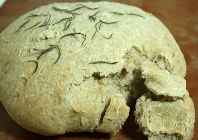 Rosemary Bread   Food!   Pinterest