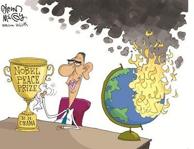 Image result for obama green revolution cartoons