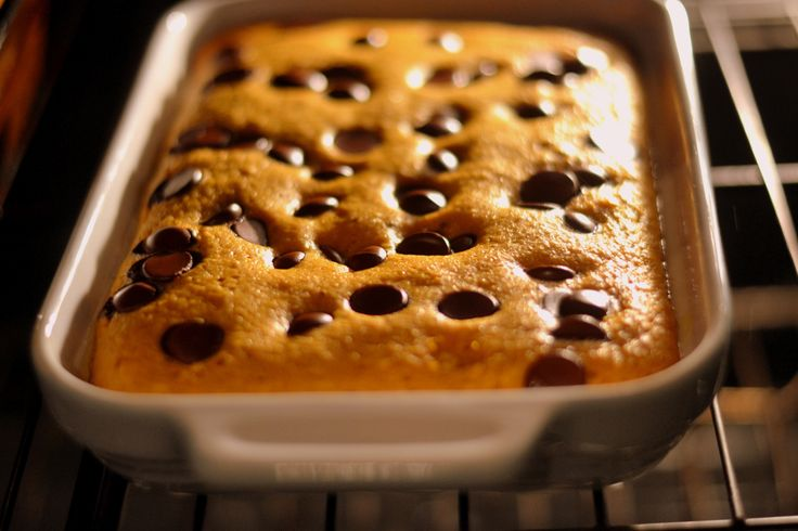 Paleo Pumpkin Bread with optional chocolate chips