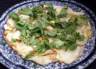 Leek and Potato Galette | Recipes: Sides | Pinterest