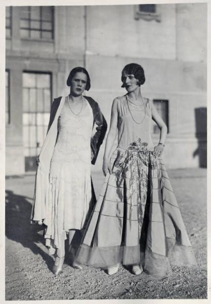 Milan 1929 années 20 - www.fashion.net/