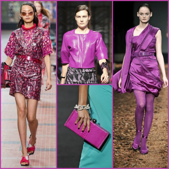 Pantone's Color of the Year: Radiant Orchid