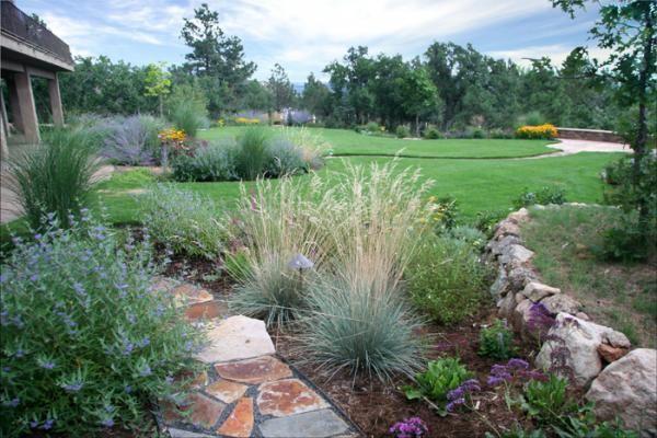 Colorado xeriscaping backyard design pinterest for Colorado landscape design