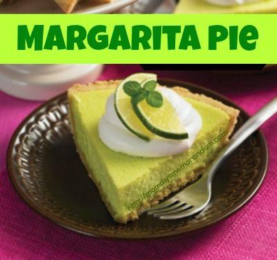 Margarita Pie #Recipe