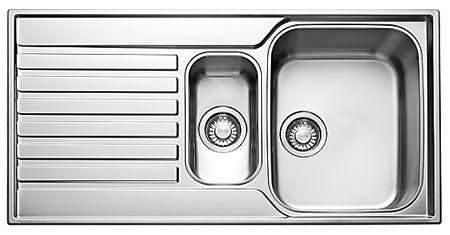Franke Ascona Sink : Franke Ascona ASX651 1.5B Sinks & Taps Pinterest
