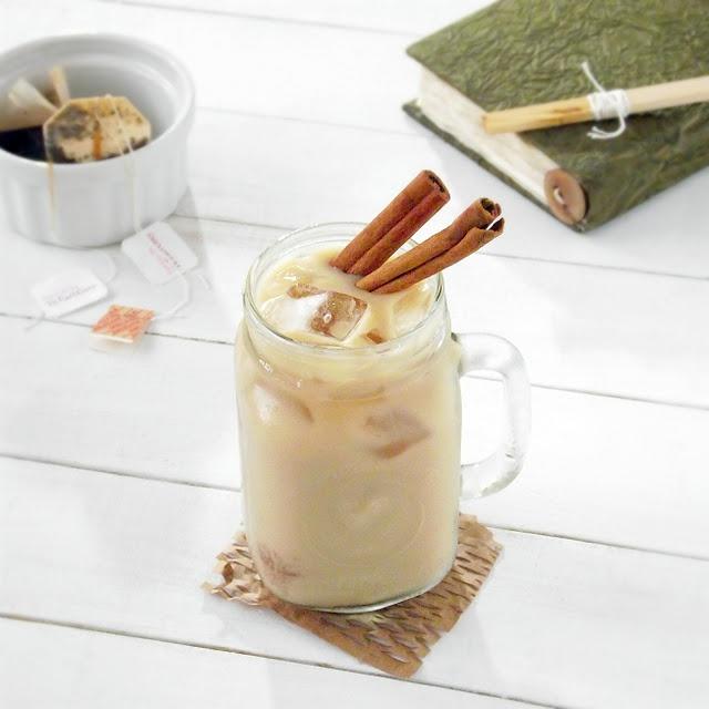 Iced Chai Tea | Drinks | Pinterest