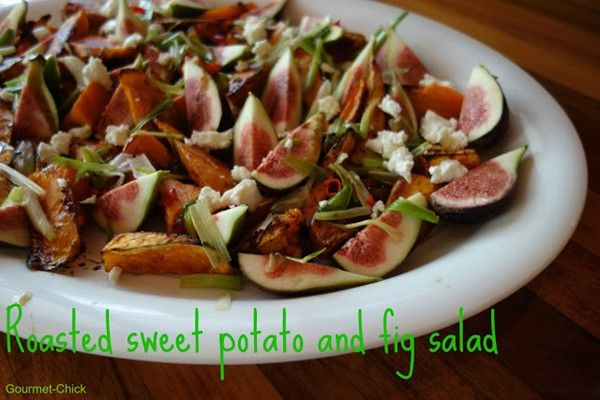 How to make Ottolenghi's roasted sweet potato and fresh fig salad from ...
