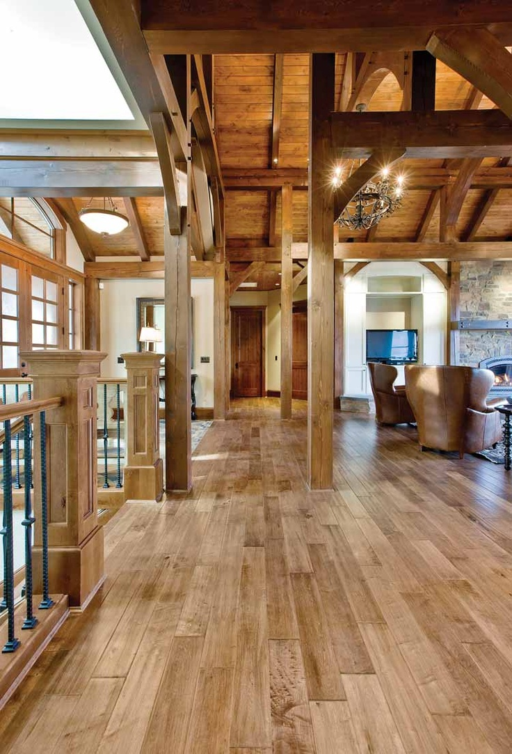 Craftsman Style Interior Of House Pinterest