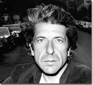 Leonard Cohen 21 September 1934 – 7 November 2016 - Image Copyright PinImg.Com