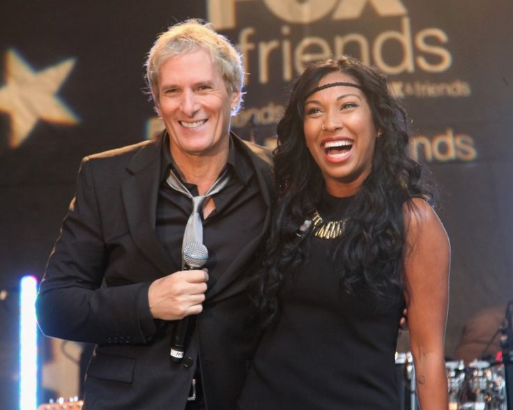Michael Bolton And Melanie Fiona | GRAMMY.com