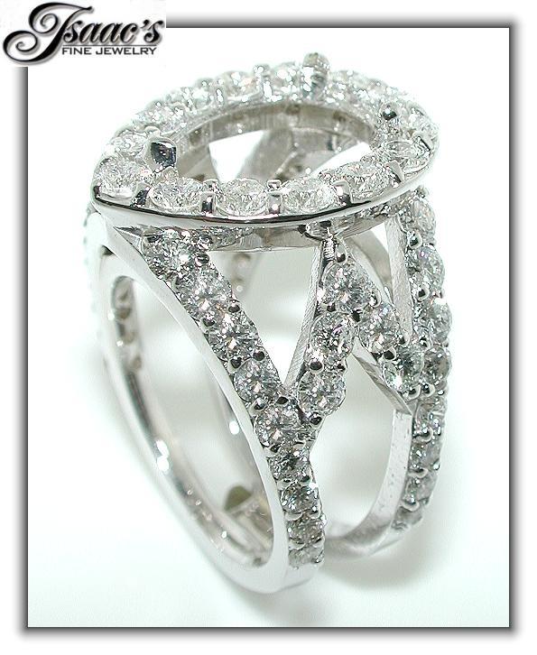 Halo Ring Pear Diamond Halo Ring Settings