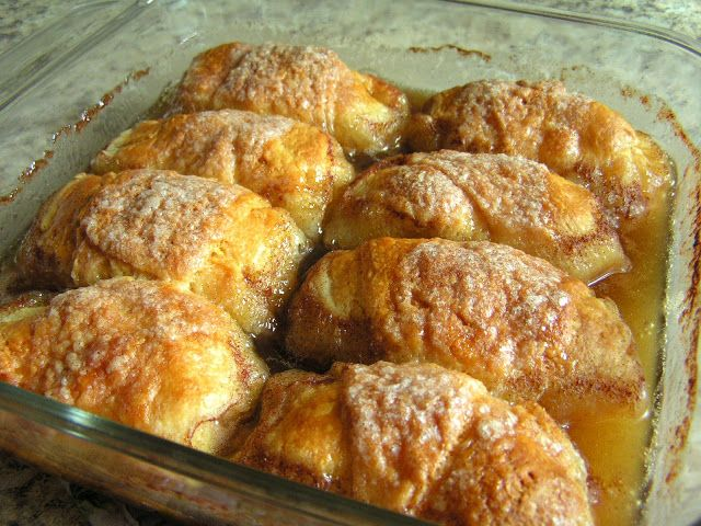 ... of Bread // Easy family recipes and reviews.: COUNTRY APPLE DUMPLINGS