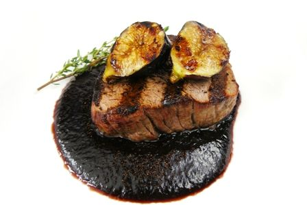 ... balsamic glaze filet mignon with rich balsamic glaze recept yummly