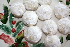 Busy Mom Recipes: Powdered Nut Balls | Christmas | Pinterest