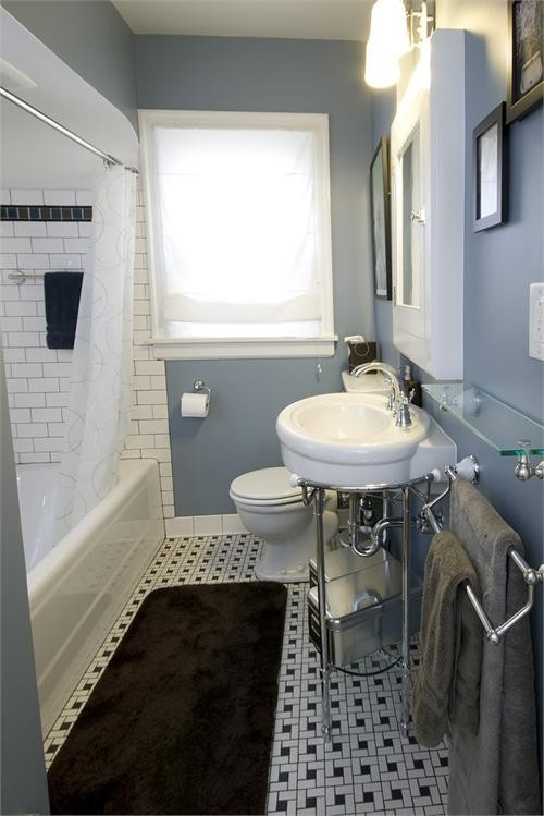 master bath color for the home