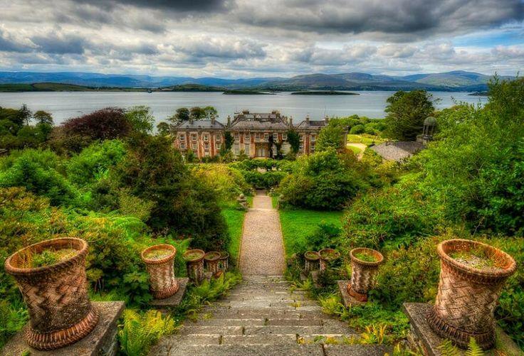 Bantry house bantry bay ireland ireland scotland for Bantry house