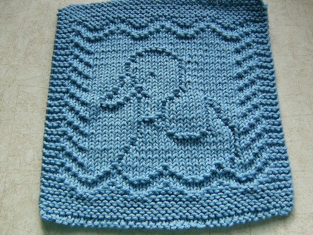 Knitting Patterns For Baby Washcloths : Baby washcloth Knitting Pinterest