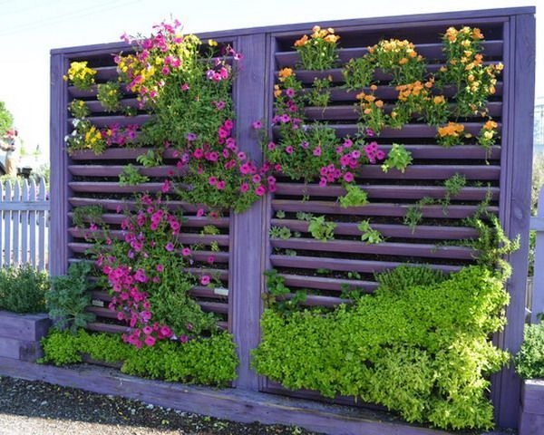 Ideas Vertical Strawberry Planter Outdoor Home Ideas