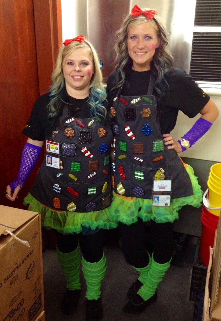 Candy Crush Costume we made with candy. Delicious :)