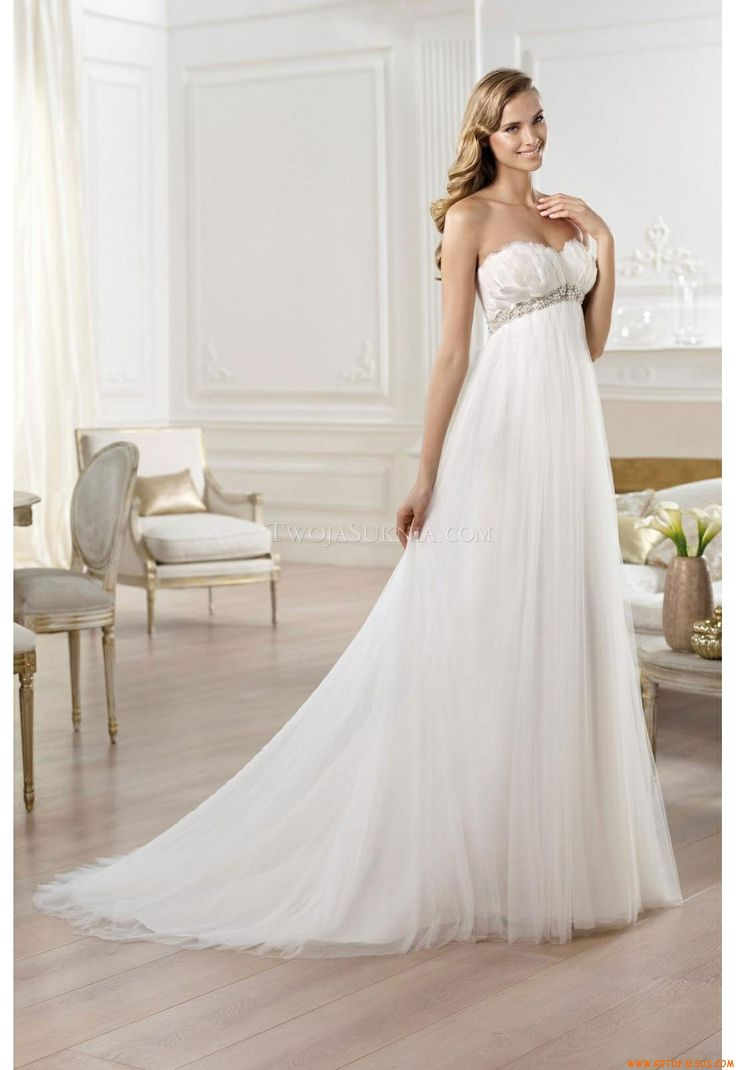 Wedding Dresses Pronovias Ojeda 2014  Wedding  Pinterest
