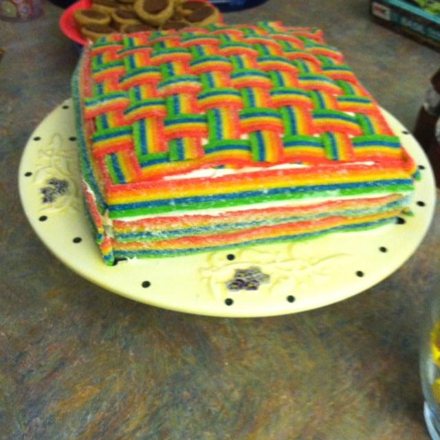 Airhead X-treme Cake!