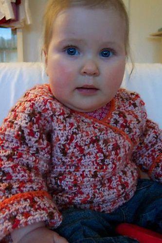 Crochet Baby Kimono Wrap Pattern : Pin by Gail Smith on Craft Ideas - Crochet Pinterest