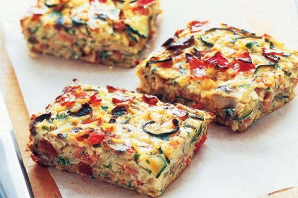 Vegetable Frittata Recipe - Taste.com.au