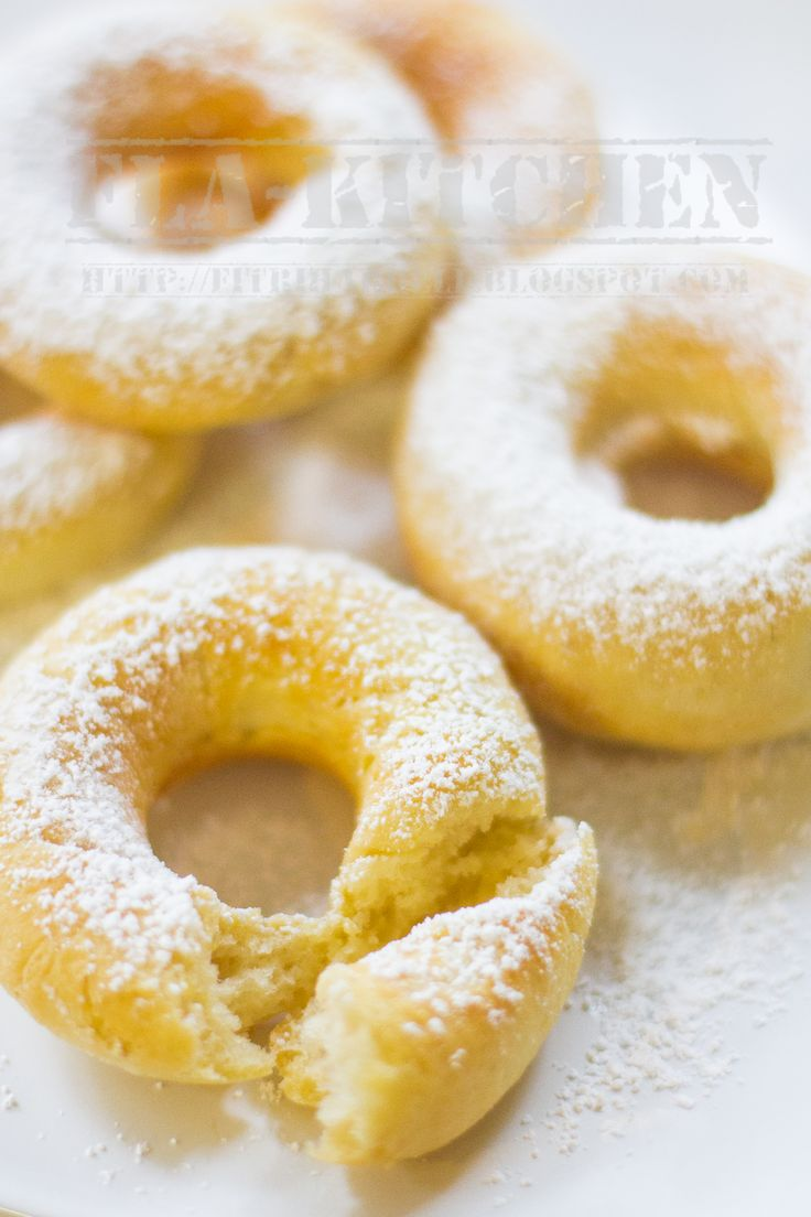 Potato Donuts | let's munch | Pinterest