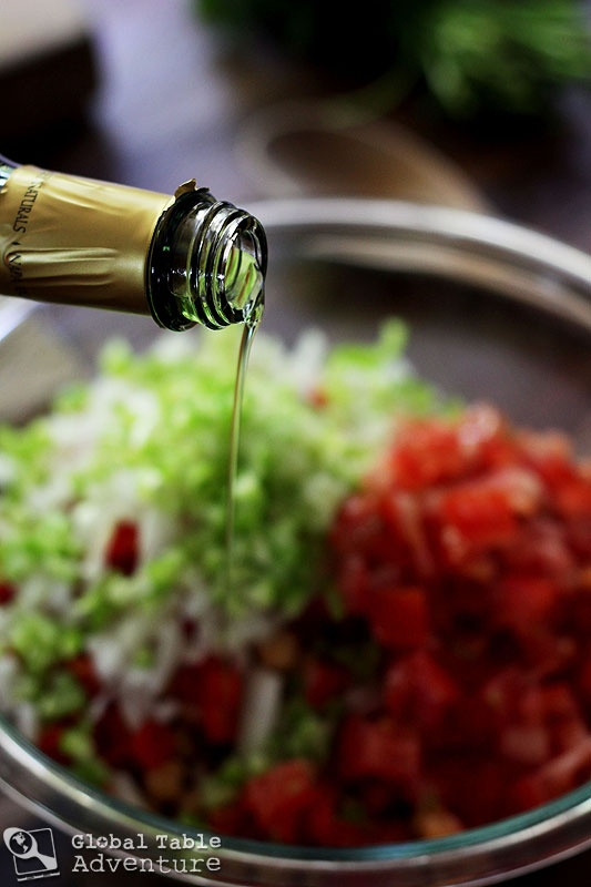 Pakistani Mixed Bean Salad Recipes — Dishmaps