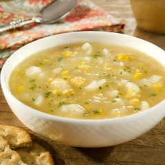 Southwestern Corn Chowder...made this soup tonight...very yummy...love ...