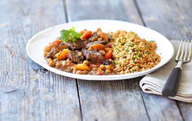 Beef, chickpea and apricot tagine | Cooking and Baking | Pinterest